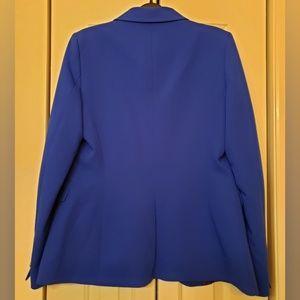 Tommy Hilfiger Jackets & Coats - TOMMY HILFIGER One Button Notch Lapel Blazer 8 NWT